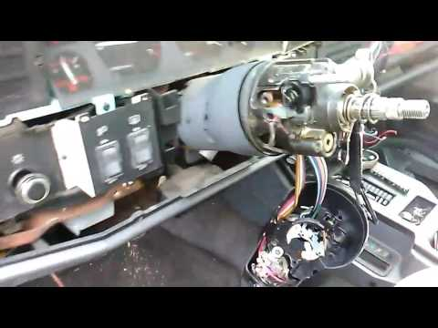 Ignition switch problem that I was having 1990 Jeep Cherokee