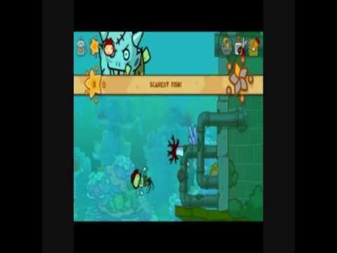 Scribblenauts Unlimited! Underwater Things..