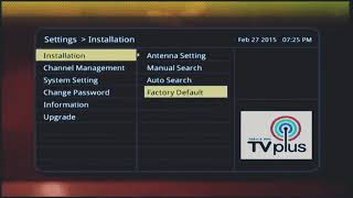 Abs cbn tv plus free channel update on how to turn on NIT ON