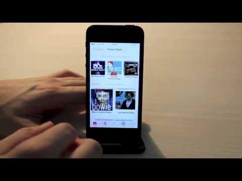 iTunes Radio, il nuovo modo gratuito di ascoltare streaming in rete