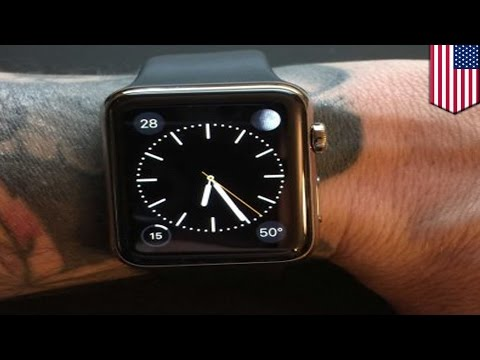 Apple Watch heart rate monitor malfunctions on people with wrist tattoos