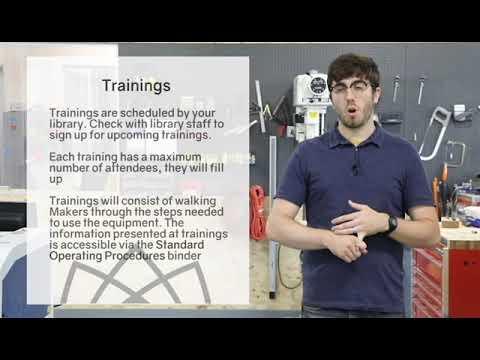 Nebraska Library Innovation Studios General Safety video