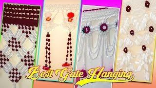 Beautiful woolen gate parda desigen | Woolen gate hanging | Gate Parda