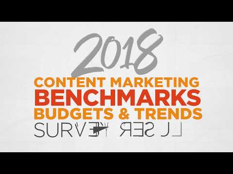 2018 Content Marketing Research Report