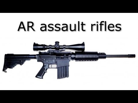 learning about the AR-10
