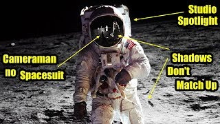 Lies the Government Made Up About The Moon Landing & 10 Reasons Why People Think It Was A Hoax
