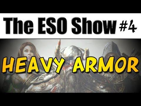 The Elder Scrolls Online Show #4 - Heavy Armor (1080p)