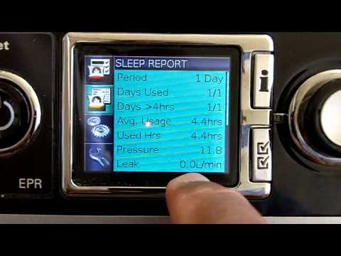 Resmed S9 Autoset CPAP -   Critical information you must know !!  Seriously - (Part 7 of 8)