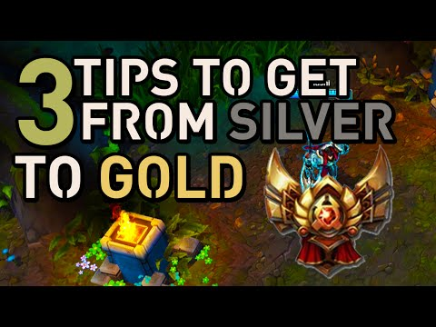 3 Tips to get from Silver to Gold Ep. 2 | League of Legends