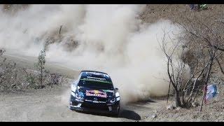WRC Rally  Mexico 2016 ( Pure Sound)