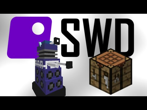 Build a TARDIS! - Dalek Mod crafting recipes (1.7.10)