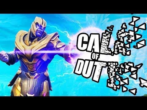 FORTNITE'S SECRET PLAN TO END CALL OF DUTY FOREVER (Battle Royale VS Black Ops 4 Infinity War)