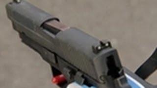 Bouncing Bullet Barrage | Mythbusters