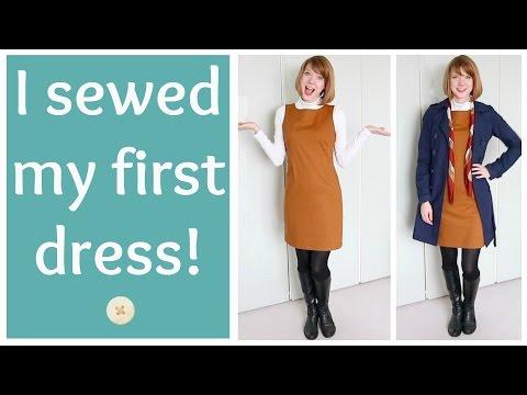 I Sewed My First Dress!