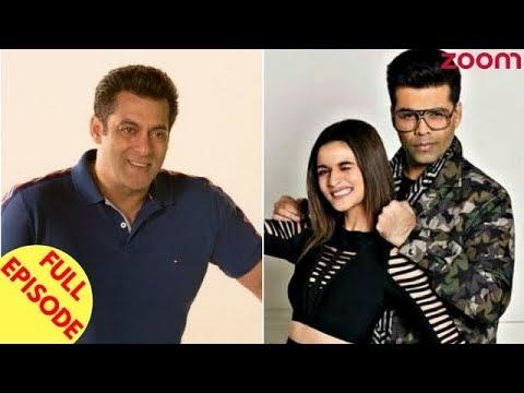 Salman Khan Has No Time For 'Dus Ka Dum' | Karan Johar To Direct Alia Bhatt Once Again And More
