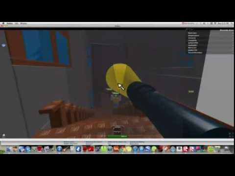 Testing Games in Roblox Ep.1 Get Away From the Slender