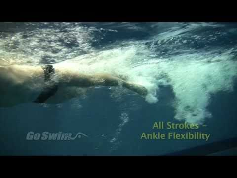 All Strokes - Ankle Flexibility