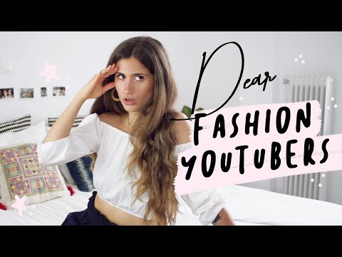 Dear Fashion Youtubers: Think Before Buying From These Brands
