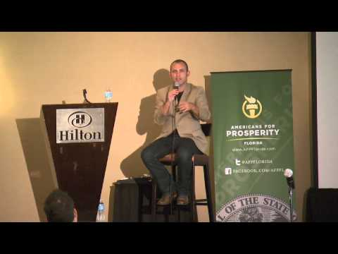 Brandon Darby - Radical Evolution: Transformation from the Left