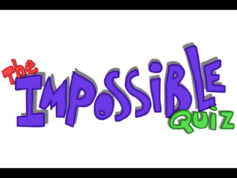 The Impossible Quiz Full Gameplay Walkthrough