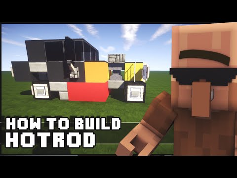 ► Minecraft : How to Make - Hot Rod