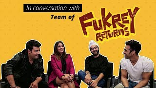 Fukrey Returns Actors Reveal What Makes Their Onscreen Chemistry Crackling