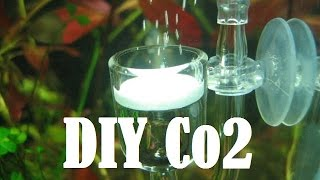 How To Diy Co2 System