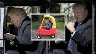THIS Trump Truck Driving MEME Is Everything!   What