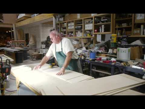 DIY - How To Build A Cabinet Box Part Three