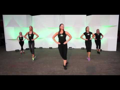 Irish dance Workout- Jig