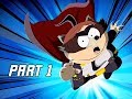 First 1.5 Hours (Let's Play Commentary) - South Park The Fractured But Whole Walkthrough Part 1 mp3