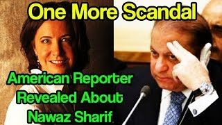 Kim Barker Telling What Nawaz Sharif Tell to her when She met him in an interview - TVN
