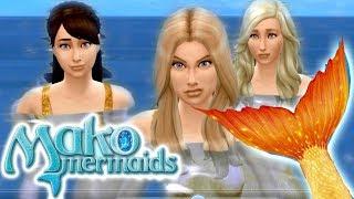 Mako Mermaids: Episode 1 - Part 1 - The Sims 4