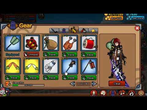 Clan reward S22 with Sasori and JoleKze