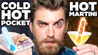 Download Hot Cold Food Vs. Cold Hot Food Taste Test Video