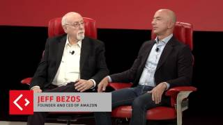 Download About Donald Trump | Jeff Bezos, CEO Amazon | Code Conference 2016 Video