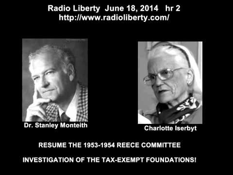 Resume the Reece Committee Investigation of Tax Exempt Foundations