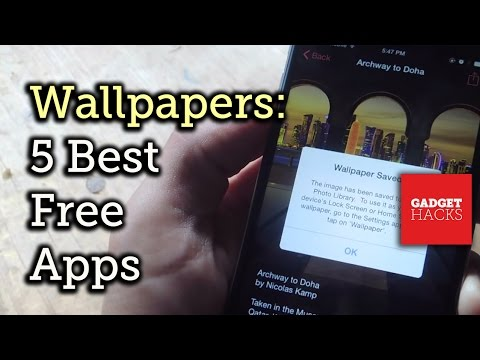 Best Free Wallpaper Apps on iPad, iPhone, & iPod Touch [How-To]