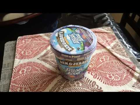 Ben & Jerry PHISH FOOD Review (Viewer Request)