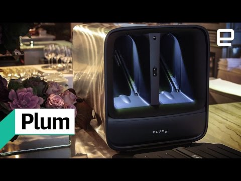 Plum internet-connected wine fridge: First Look