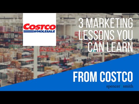 Costco Business Model - 3 Marketing Lessons To Learn (2018)