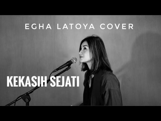 EGHA DE LATOYA - KEKASIH SEJATI (MONITA) - LIVE ACOUSTIC