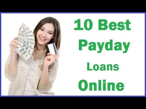 TOP 10 Best Payday Loans Online and Personal Loans Online