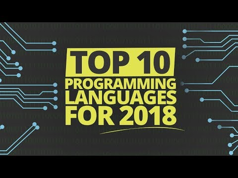 The BEST Programming Languages To Learn In 2018 (JavaScript, C++, Python & More!)