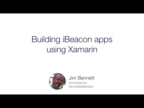 Building iBeacon Apps Using Xamarin.iOS