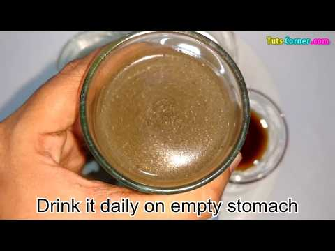 Home Remedy to Reduce Belly Fat in 15 Days