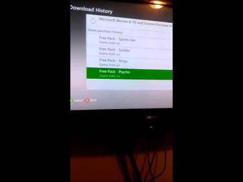 Xbox 360 Gameshare
