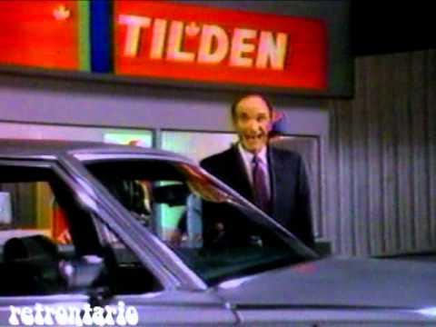 Tilden We're in the Pleasing Business 1988