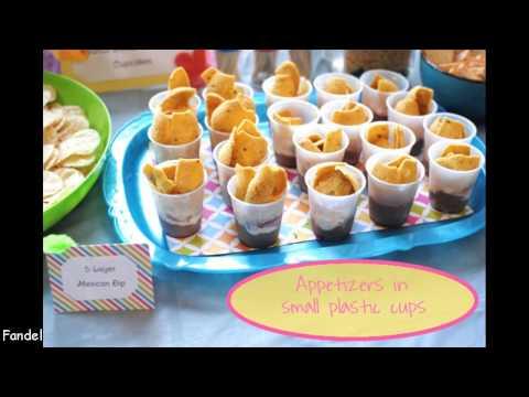 Simple Cheap Wedding Food Ideas