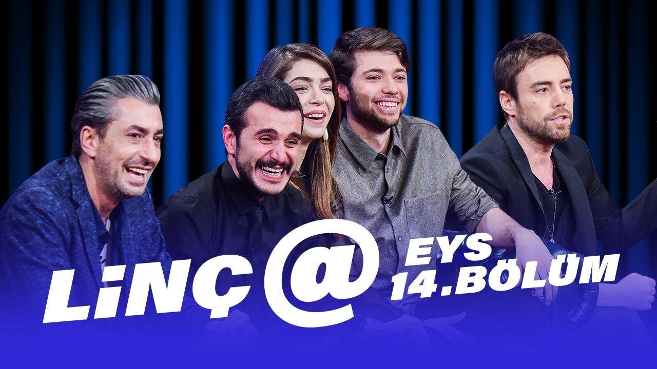 Linç@ (Murat Dalkılıç – Erkan Petekkaya – Öykü Çelik – Kemal Uçar – Ali Gürer) | EYS 14. Bölüm